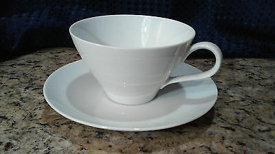 NorItake Cookin Serve China 107 Angela  Japan  Cup and Saucer