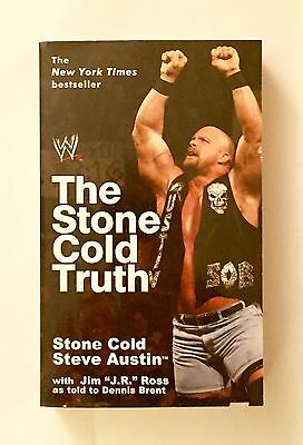WWF/WWE The Stone Cold Truth Bryant, Dennis Paperback Book