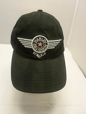 Harley-Davidson Fat Boy Black Ball Cap
