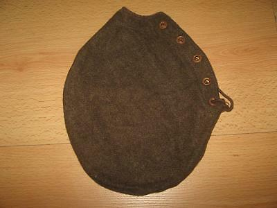 WWII 100% Authentic - ORIGINAL German & Bulgarian Army WOOL CANTEEN COVER bag