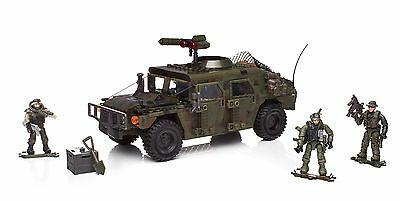 Mega Bloks Call of Duty Armored Vehicle Charge Construction Set toy