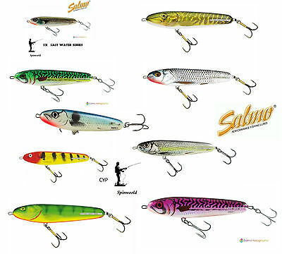 Salmo Sweeper The Best lure for pike Variety colours & sizes