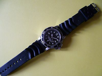 MONTRE  HOMME  marque METABO   HEAVY METAL STYLE ROLEX