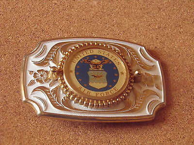 United States Air Force Belt Buckle.