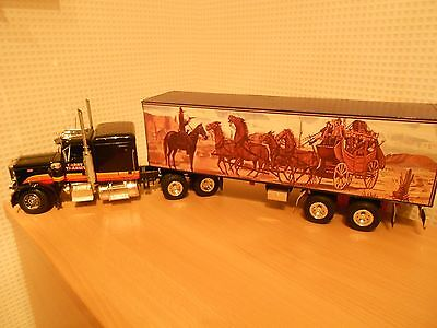 Smokey And The Bandit 2 Big Rig/truck.1 :24 Scale Model.peterbilt.