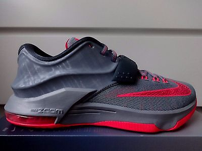 New Nike KD VII 653996-060 Men's Basketball Trainers Shoes Size UK 8.5