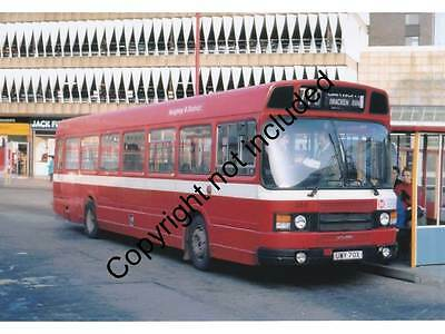 Bus Photo: Keighley & District Leyland National 288 Uwy70X