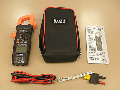 KLEIN TOOLS CL700 600A AC Auto-Ranging Digital Clamp Meter True RMS