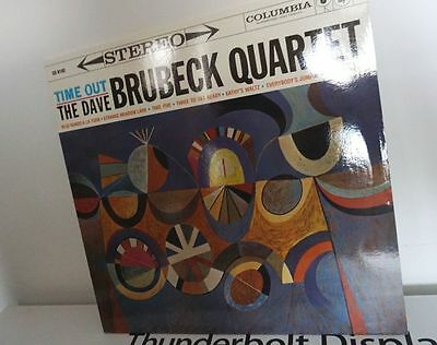 The Dave Brubeck Quartet – Time Out - CLASSIC Records