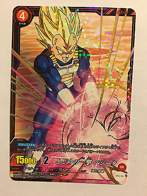 Dragon Ball IC Carddass ST1-04 SR