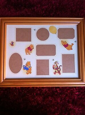 Winnie The Pooh Tigger & Roo Multi Picture / Photo Frame