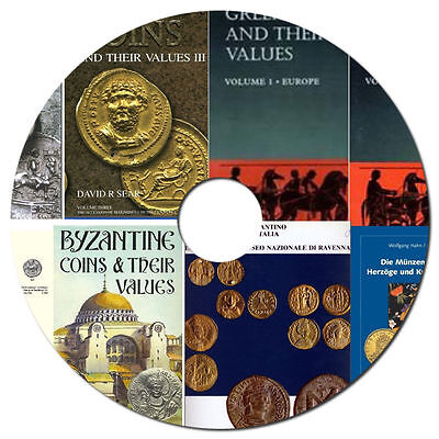 2017. NEW Coins total catalogs on DVD