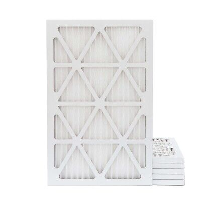 14x20x1 MERV 11 Pleated AC Furnace Air Filters. 6 Pack / $6.99 each