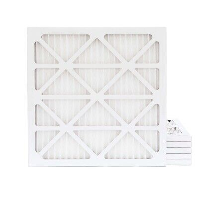 18x20x1 MERV 11 Pleated AC Furnace Air Filter. 6 PACK