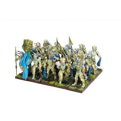 Kings of War - Forces of Nature - Naiad Regiment (20) (28mm scale)