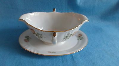 Johann Haviland, Tearose, 1 Sauciere, Standard Pattern for US Air Force