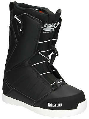 2017 Thirty Two Lashed Ft Men's Black Snowboard Boot Size 11.5