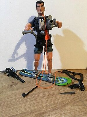 Action Man Job Lot Of Accessories