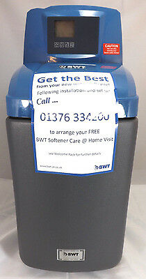 Btw 15 Litre Metered Water Softener Ws355 Vat And Delivery* Included