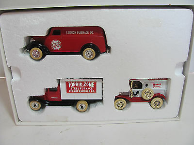 Lennox Vintage Vehicle Set 100Th Anniversary Collector's Edition