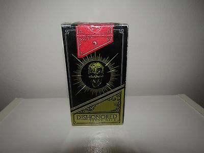 Dishonored Tarot Deck NEW SEALED Playing and Divinatory Cards