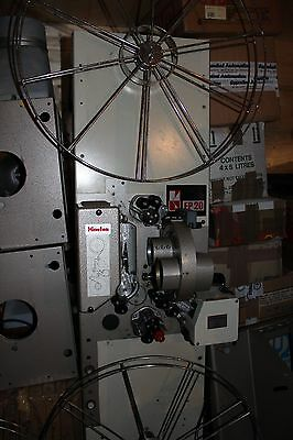 35Mm Phillips/kinoton Fp20 Dolby Digital Cinema Movie Film Projector Xenon Cine