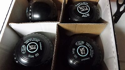 Taylor Ace Bowls, Size 00H, 23 Stamp, Bargain Price.