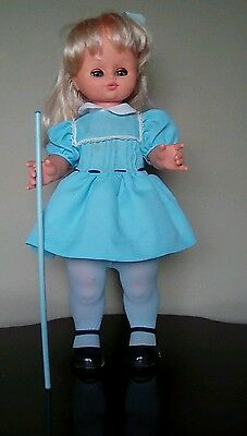 Vintage chatty cathy type doll from italy rare