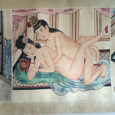 ancient calligraphy and painting art collections paintings sex education 265cm