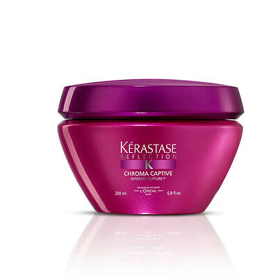 KERASTASE MASCHERA MASQUE CHROMA CAPTIVE 200 ML - Capelli Colorati