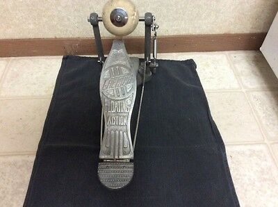 VINTAGE GRETSCH FLOATING ACTION FOOT PEDAL ...1960's-70's..WW SHIP...NICE SHAPE!