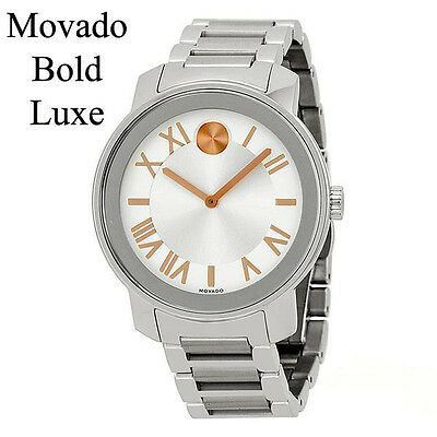 Movado BOLD 3600208 Luxe Watch