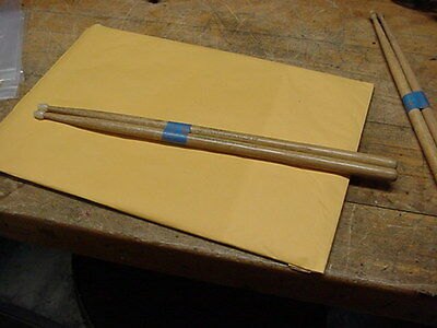 Vintage Slingerland Gene Krupa model nylon tip drum sticks   RARE