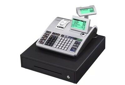 Casio SE-S400=MD-SR Cash Register Complete With Free P&P