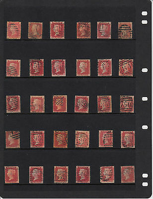 70% Off Plate 107 Sg43/44  For Queen Victoria Individual Stamps