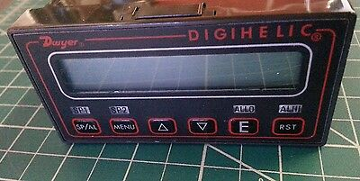 Dwyer DH-006 Series DH Digihelic Differential Pressure Controller