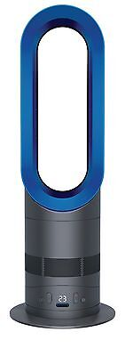 Dyson AM04 Hot+cool Blue Ceramic Heater High velocity air to cool in summer fan