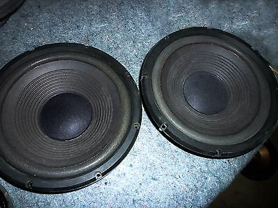 1 Pair of Very Rare Pioneer DSS-5 woofer drivers