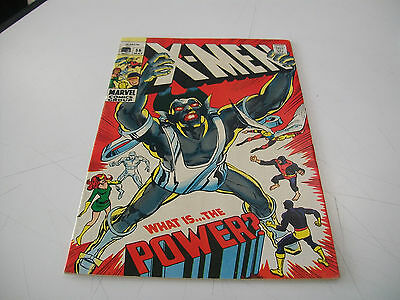 Uncanny Xmen 56 1St Living Monolith Havok Alex Summers Hot Key!
