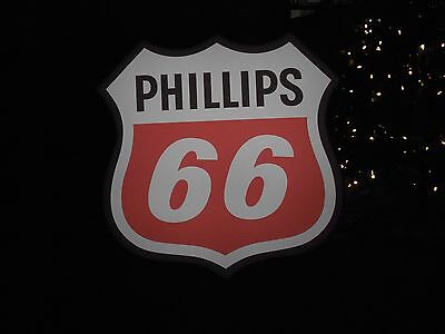 Phillips 66 Lighted Sign