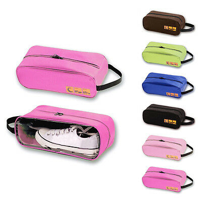Portable Waterproof Travel Tote Toiletries Laundry Pouch Storage Shoe Bag Case