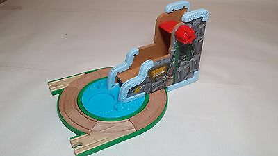 Ffarquhar Quarry w Small Roundabout EARLY ENGINEERS Thomas Wooden Train