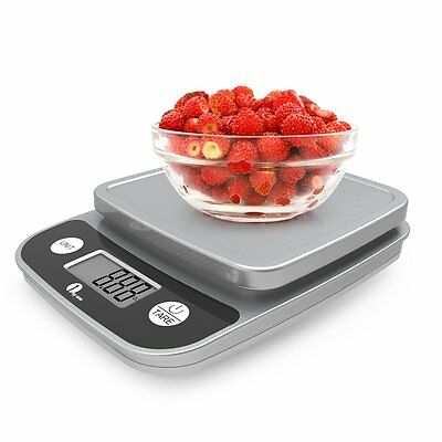 1byone 11lb/5kg Digital Kitchen Weight Scale LCD Electronic Diet Food Device
