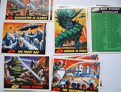 Mars Attacks - Archives - lot of 60 cards