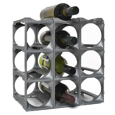 NEW Stakrax 12 Bottle Rack Kit