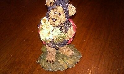 Boyds Bears, Stop and Smell the Flowers, 4E/4846