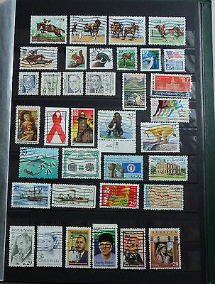 Small colection of United States stamps