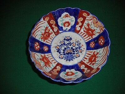 A Large Imari Bowl Late Edo-Early Meiji Period