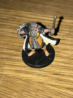 D&D Miniatures Cleric of Lathander D&DC5 Promo