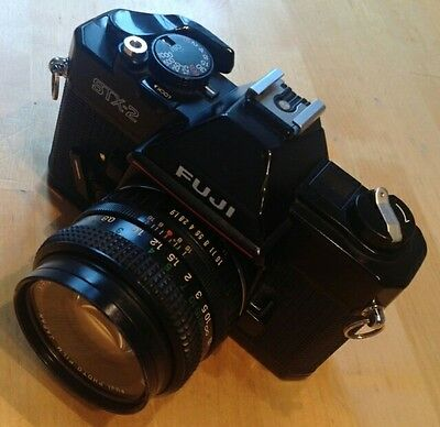 FUJI Camera SLR, Bundle, (value of + 500€) - MADE IN JAPAN ** plus all extras!!!